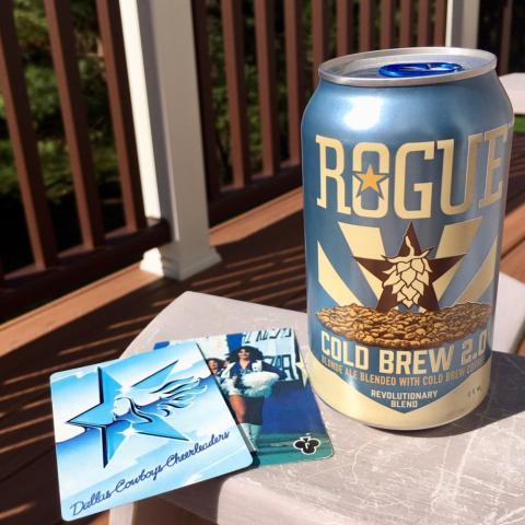 Rogue Ales Cold Brew 2.0 Blonde Ale