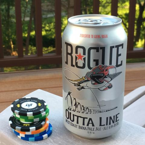 Rogue Ales Outta Line India Pale Ale (12 oz)