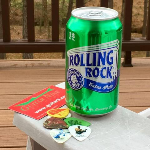 Latrobe Brewing Rolling Rock Extra Pale Beer