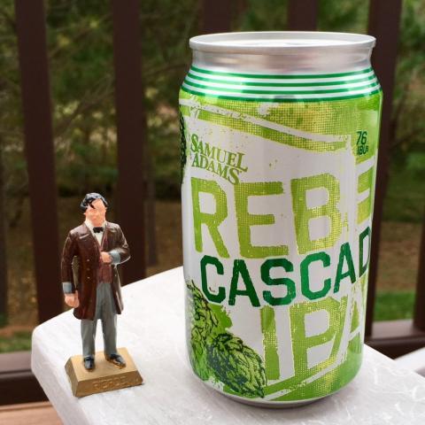 Samuel Adams Rebel Cascade IPA