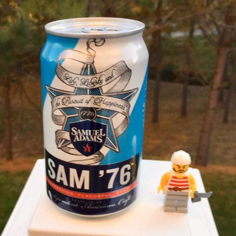 Samuel Adams Sam '76 Ale/Lager Blend