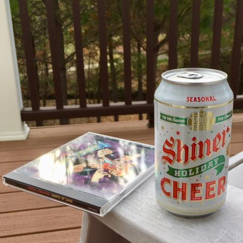 Spoetzl Brewery Shiner Holiday Cheer Ale