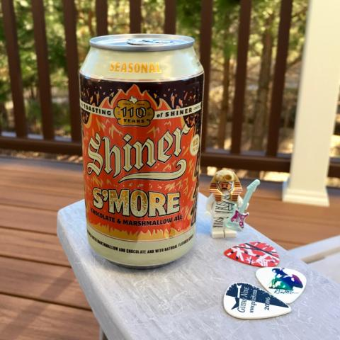 Spoetzl Brewery Shiner S'More Chocolate & Marshmallow Ale