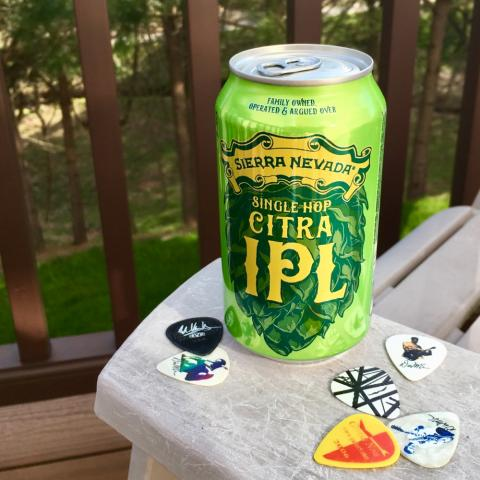 Sierra Nevada Single Hop Citra IPL