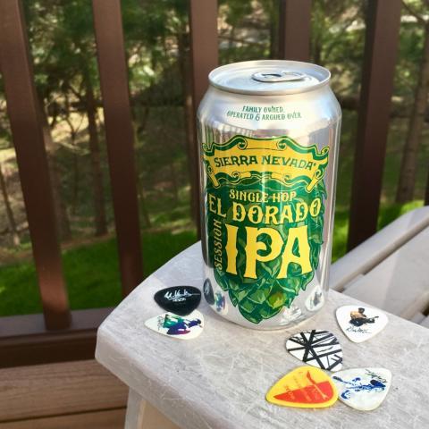 Sierra Nevada Single Hop El Dorado IPA