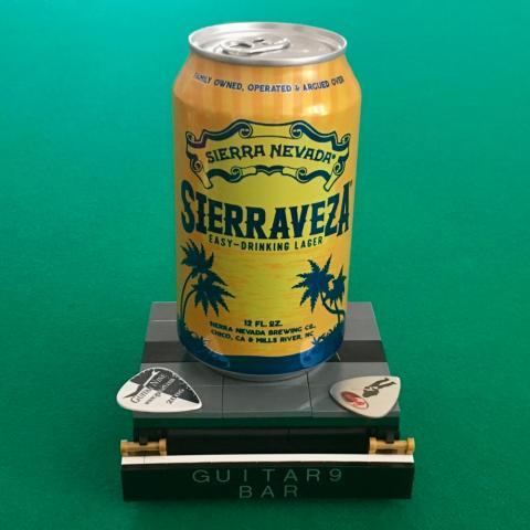 Sierra Nevada Sierraveza Easy-Drinking Lager