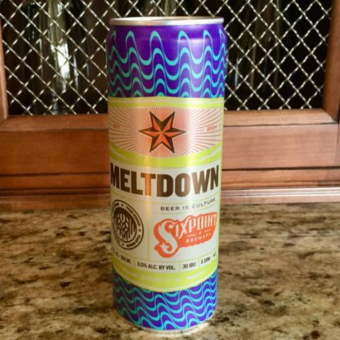 Sixpoint Brewery Meltdown Ale (12 oz)
