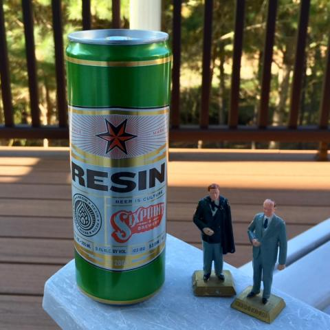Sixpoint Brewery Resin IPA