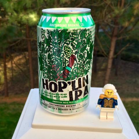 Southbound Brewing Company Hop'lin IPA American IPA