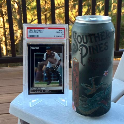 Southern Pines Brewing Fruitjitsu Imperial Stout