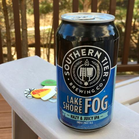 Southern Tier Lake Shore Fog India Pale Ale