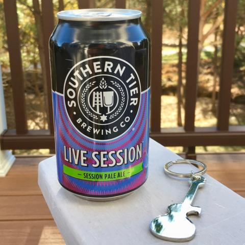 Southern Tier Live Session Pale Ale