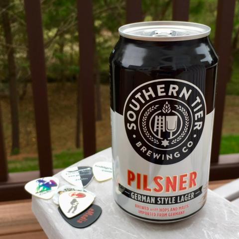 Southern Tier Pilsner