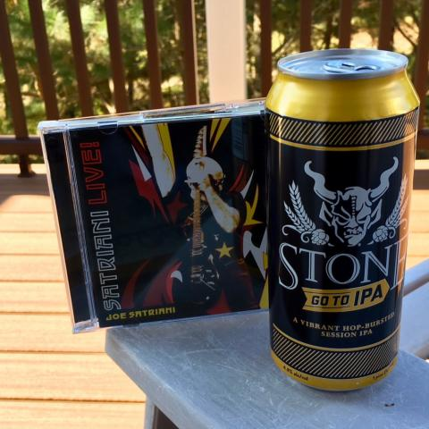 Stone Brewing Go To IPA Session IPA