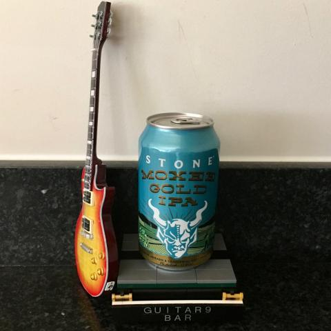 Stone Brewing Moxee Gold IPA