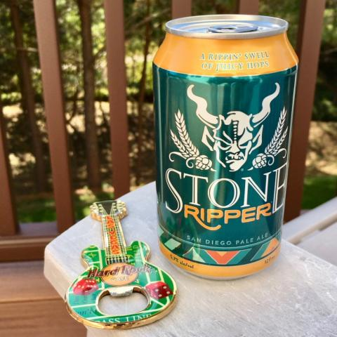 Stone Brewing Stone Ripper San Diego Pale Ale