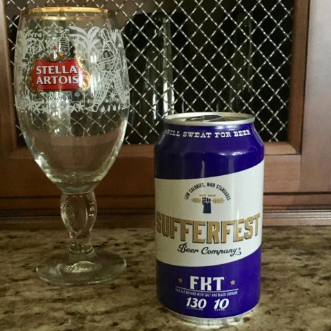 Sufferfest FKT Pale Ale (12 oz)