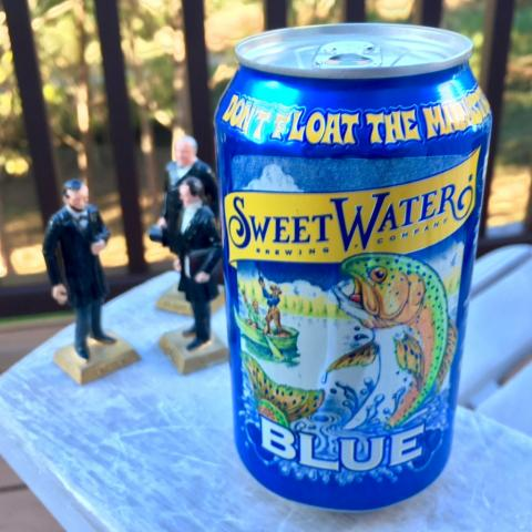 Sweetwater Blue Wheat Ale