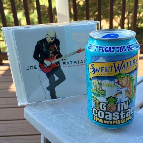 Sweetwater Brewing Goin' Coastal IPA