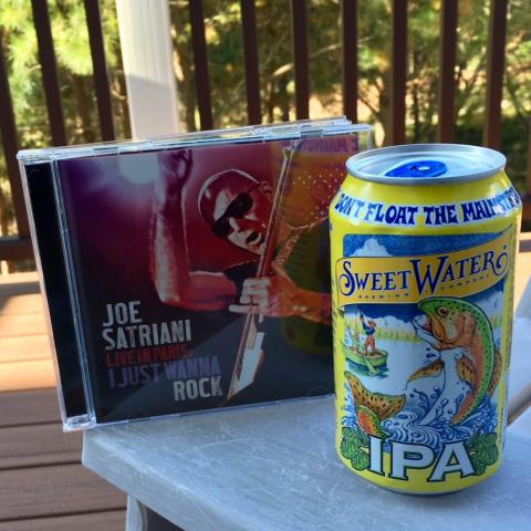 Sweetwater Brewing IPA
