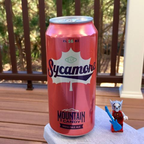 Sycamore Brewing Mountain Candy India Pale Ale