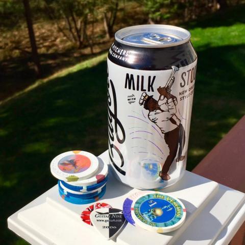 T.W. Pitchers' Brewing Bayou Milk Stout