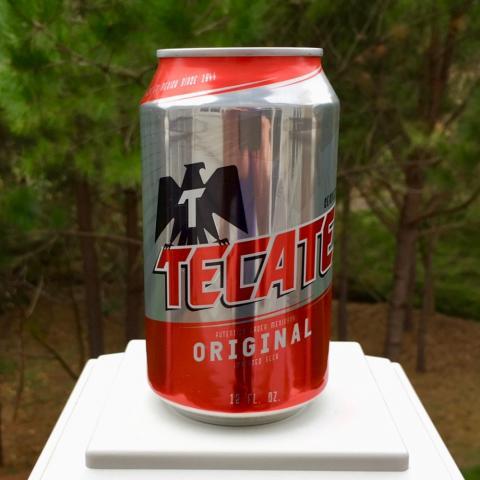 Cerveceria Moctezuma Tecate Original Beer