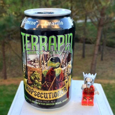 Terrapin Beer Hopsecutioner India Pale Ale