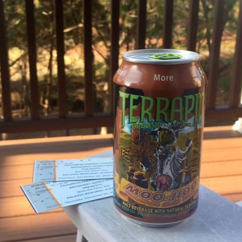 Terrapin Beer Moo-Hoo Chocolate Milk Stout