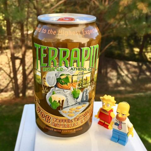 Terrapin Beer W-n-B Coffee Oatmeal Imperial Stout