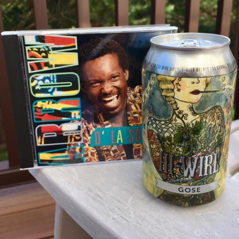 Three Ring Brewing Hi-Wire Gose-Style Ale