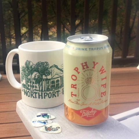 Trophy Brewing Trophy Wife Session IPA