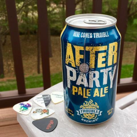 Trouble After Party Pale Ale