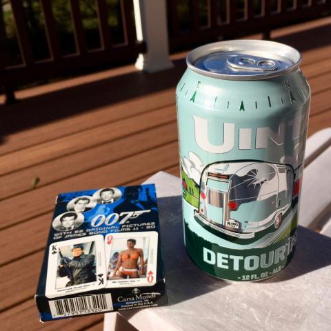 Uinta Brewing Detour Double IPA