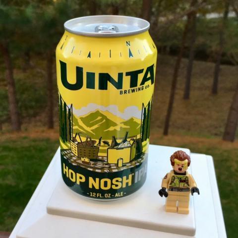 Uinta Brewing Hop Nosh IPA
