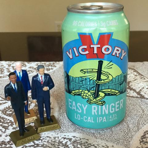 Victory Brewing Easy Ringer Lo-Cal IPA (12 oz)