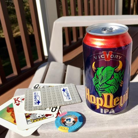 Victory Brewing HopDevil IPA