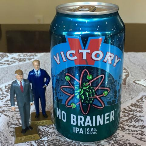 Victory Brewing No Brainer IPA (12 oz)