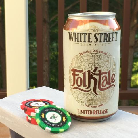 White Street Brewing Folktale Light Amber Lager (12 oz)