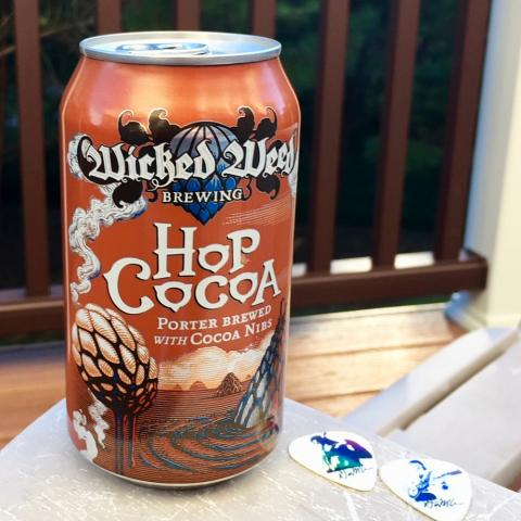 Wicked Weed Brewing Hop Cocoa Porter