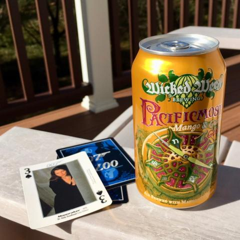 Wicked Weed Brewing Pacificmost Mango & Guava Gose