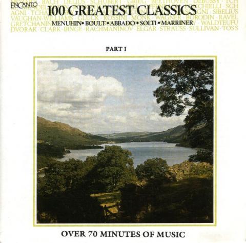 100 Greatest Classics: Part 1