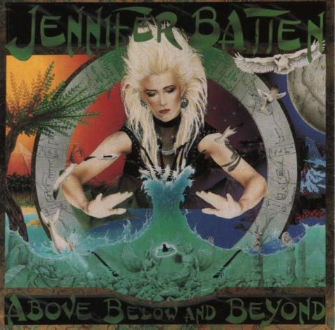 "Jennifer Batten ""Above Below And Beyond"""