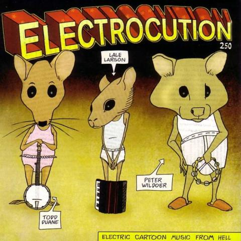 Electric Cartoon Music From Hell