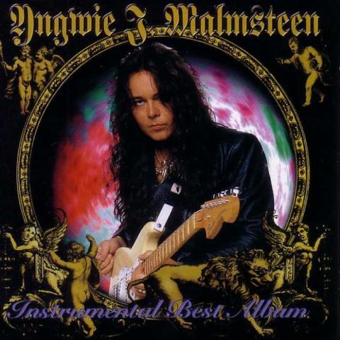 """Yngwie J. Malmsteen """"Instrumental Best Album"""""""