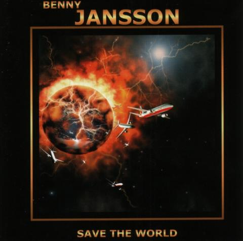 "Benny Jansson ""Save The World"""