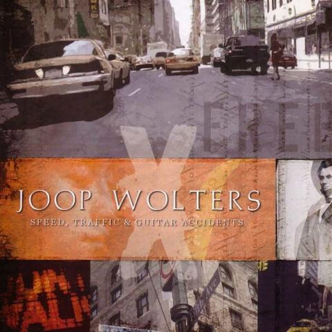 "Joop Wolters ""Speed, Traffic/Guitar Accidents"""