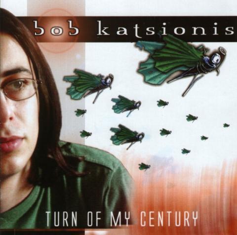 """Bob Katsionis """"Turn Of My Century"""""""