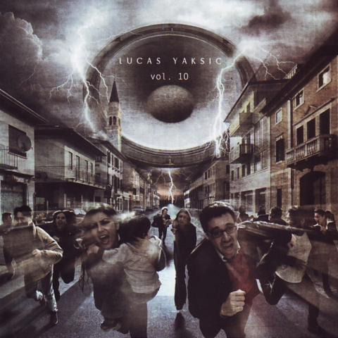 "Lucas Yaksic ""Vol. 10"""