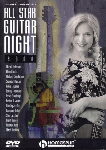 "Muriel Anderson ""All Star Guitar Night 2000"""